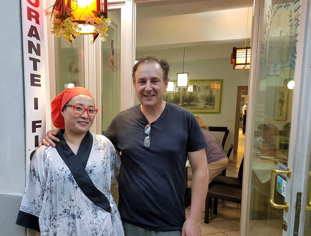 The owners of I Fiori Di Hong Kong San Casciano near patrignone.com