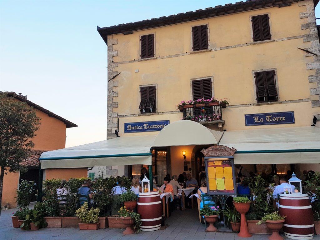 La Torre Castellina, near our agriturismo in Chianti, Podere Patrignone www.patrignone.com